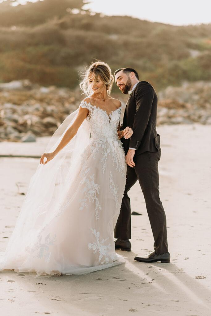 Lustig wedding